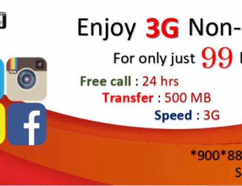 TrueMove 500 Mb for 99 Baht 7 Days data package