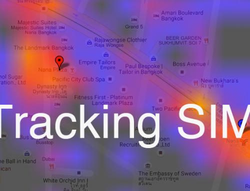 SIM Tracking and Pokemon Go
